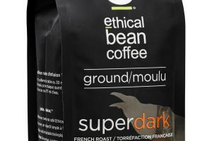 Super Dark Ground Arabica Coffee