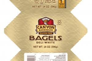 100% Whole Grain Bagels