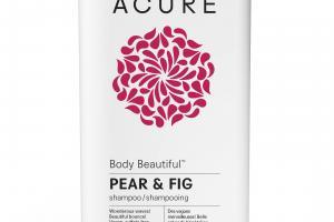 Body Beautiful Pear & Fig Shampoo / Shampooing