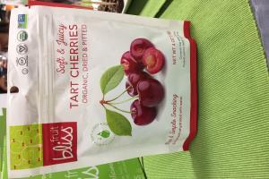 Soft & Juicy Tart Cherries