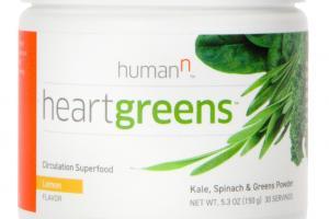 Kale, Spinach & Greens Powder Circulation Superfood