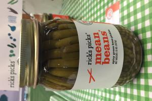 Spicy Green Bean Pickles