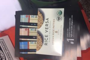 Brown Rice Patties