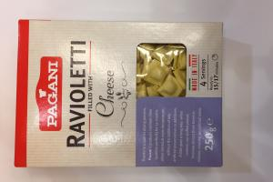 Ravioletti Filled With Cheese