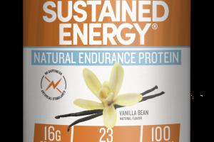 Natural Endurance Protein Powder
