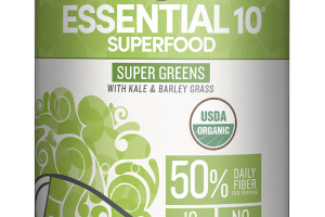 Superfood With Kale & Barley Grass