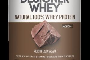 Natural 100% Whey Protein* Powder