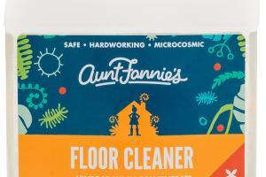 Floor Cleaner Vinegar Wash Concentrate, Sweet Mandarin