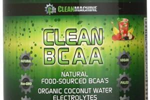 Clean Bcaa Dietary Supplement