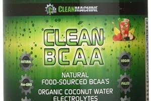 Clean Bcaa Dietary Supplement