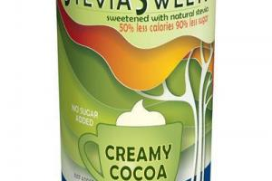 Creamy Cocoa Stevia Sweets