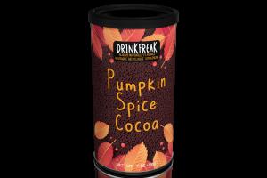 Pumpkin Spice Cocoa