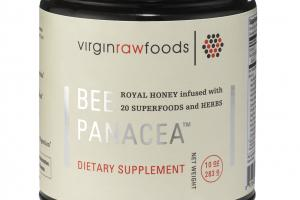Royal Honey Infused With 20 Superfoods And Herbs Dietary Supplement
