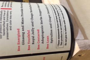 Bee Panacea Dietary Supplement