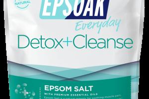 Detox+cleanse Epsom Salt