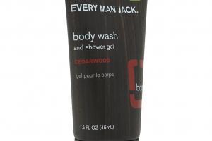 Body Wash And Shower Gel, Cedarwood