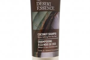 Coconut Shampoo Nourishing For Dry Hair