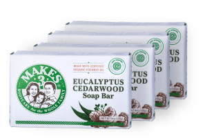 Eucalyptus Cedarwood Soap Bar