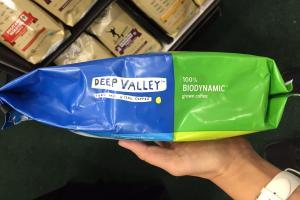 100% Biodynamic Ground Grown Coffee