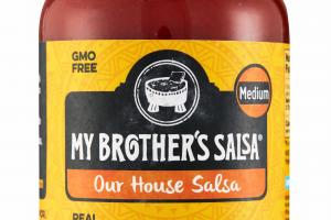 Our House Salsa