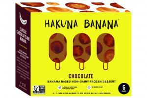 Banana Based Non-dairy Frozen Dessert