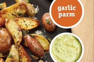 Garlic Parm Seasoned Butter