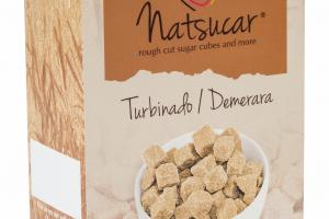 Turbinado / Demerara 100% Natural Cane Sugar