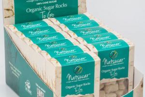 Organic Sugar Rocks