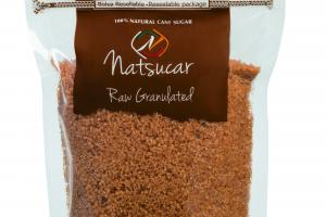 Raw Granulated