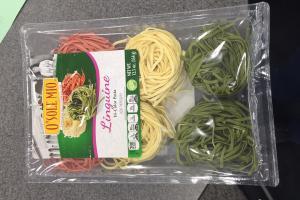 Linguine Tri-color Pasta