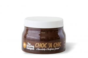 Chocolatey Chickpea Spread