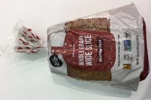 Whole Grain Wide Slice Bread