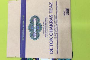 Detox Chakras Teaz
