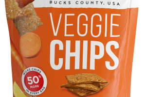 Sweet Potato Veggie Chips