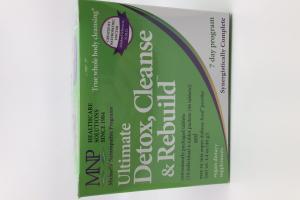Ultimate Detox, Cleanse & Rebuild Vegan Dietary Supplement