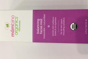 Balancing Facial Mist Rosewater + Cucumber
