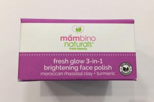 Fresh Glow 3-in-1 Brightening Face Polish