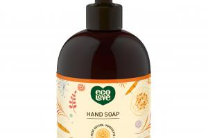Hand Soap, Carrot, Pumpkin & Sweet Potato