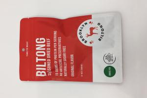 Biltong Seasoned Dried Beef
