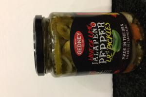 Hint Of Lime, Jalapeno Pepper Lil' Pickles