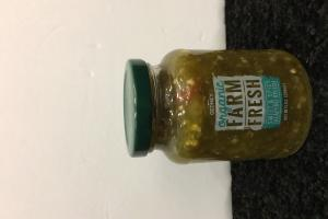Organic Sweet & Spicy Jalapeno Relish