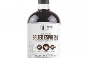 Salted Espresso Premium Cocktail Mixer