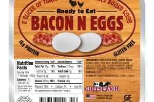 Bacon N Eggs