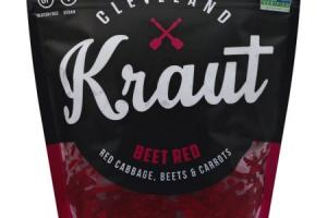 Beet Red Cleveland Kraut