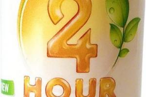 24 Hour Health - Sweet Orange Liquid Vitamin Supplement