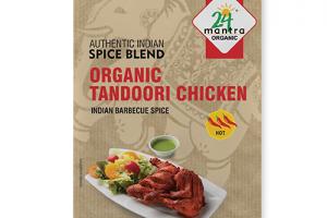 Organic Tandoori Chicken