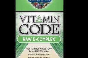 Vitamin Code® RAW B-Complex
