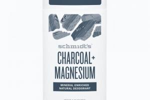 Deodorant Stick Charcoal + Magnesium