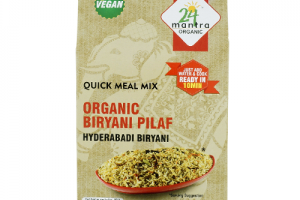 Quick Meal Mix Biryani Rice Pilaf