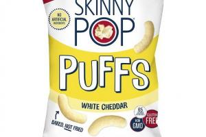 White Cheddar Puffs